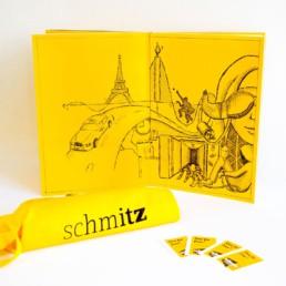 Schmitz weiterhin in Geberlaune