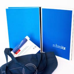 Schmitz – das blaue Wunder